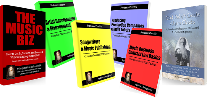 Music Business Complete